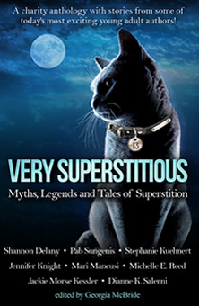 Very Superstitious with Dianne Salerni