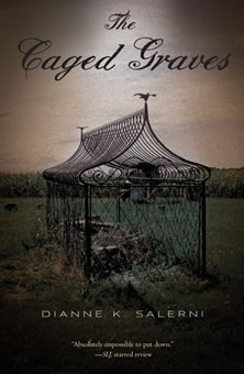 Caged Graves by Dianne Salerni